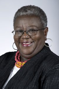 Jane Agyeman (Christopher Gannon/Iowa State University)